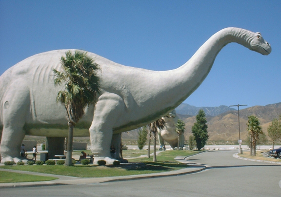 Dinny the dinosaur