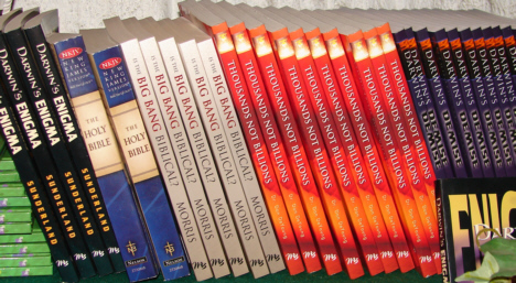 Creationist books for sale
