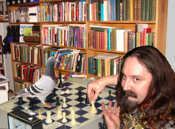 Pigeon Chess